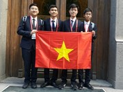 Vietnam bags two golds at international chemistry Olympiad