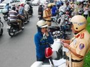 Stiffer traffic fines to be enforced