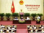 Hanoi People's Council passes socio-economic development plan