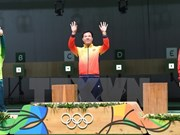 Hoang Xuan Vinh named first Olympic gold medallist of Vietnam
