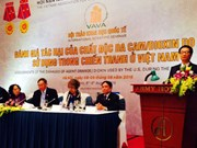 Int'l workshop to address AO/dioxin consequences held in Hanoi