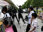 Thailand's political leaders detained in bombing investigation
