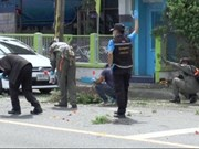 Thai police find more explosive devices