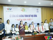 EVN, VTV scholarships come to impoverished pupils