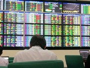 Shares tread water on foreign sales pressure