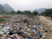 HCM City district pilots recycling plant waste