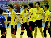 Myanmar hosts Asian Men's Club Volleyball Championship