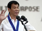 Philippine President: Talks should be based on Hague ruling
