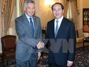Vietnam-Singapore Joint Press Statement
