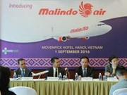 Malindo Air opens direct flight to Hanoi