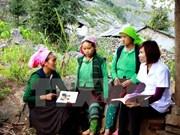 Vietnam calls for UNDP's help in ethnic minority-related affairs