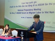 Vietnam forms proposals to better welfares for ASEAN migrant workers