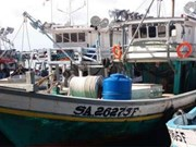 Three fishermen kidnapped off Malaysia's Sabah waters