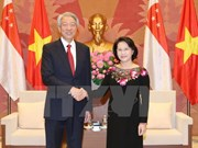 VSIP symbolises Vietnam-Singapore fruitful cooperation
