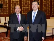 Prime Minister meets head of National People's Congress of China
