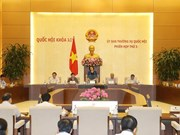 14th NA Standing Committee's third session opens
