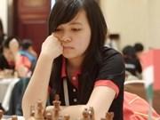 Vietnamese female team rank ninth in Chess Olympiad