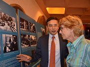 Photo exhibition highlights Vietnam-France historic relations