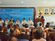 Vietnamese association in Cambodia convenes congress
