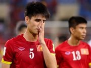 VN football team fall in world rankings