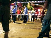 Cambodia arrests suspects in Phnom Penh blast