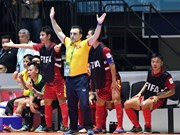 Spanish coach says goodbye to Vietnam futsal team