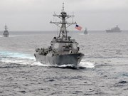 ASEAN-US navies drill to improve surveillance capacity