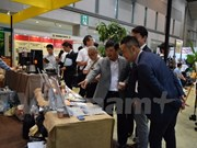 Vietnam's Arabia coffee marketed at Japan exhibition