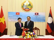 Independence, Friendship orders honour Laos's transport ministry