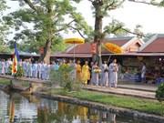 Autumn Keo pagoda festival kicks off