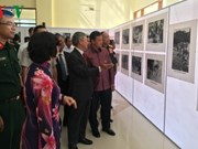 Exhibition on Ho Chi Minh Trail in Laos comes to Savannakhet