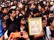 Thailand prays for King Bhumibol Adulyadej