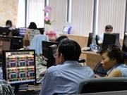 Vietnamese shares decline after two-day rise