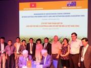 Vietnamese, Australian macadamia associations shake hands