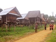 Traditional barns keep treasure of Ba Na ethnics