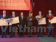Russian officials honoured with Vietnamese friendship orders