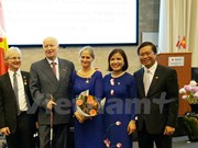 Ex-foreign minister of Norway honoured with Friendship Order