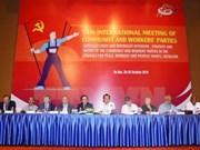 Communist parties' meeting concludes in Hanoi