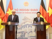 Vietnam-Germany strategic partnership grows dynamically: diplomats