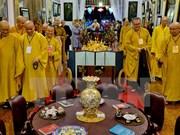 HCM City marks Buddhist Sangha founding anniversary
