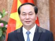 President leaves Hanoi for Cuba visit