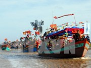 Nghinh Ong Festival – Unique cultural identity in Kien Giang