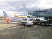 Jetstar Pacific runs HCM City-Hong Kong route