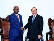 PM hails anti-crime cooperation with Mozambique