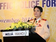 ASEAN Traffic Police Forum adopts joint statement