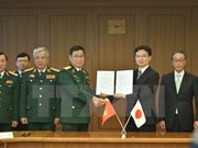 Vietnam-Japan defence ties effective