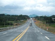 Vietnam, Laos to speed up Hanoi-Vientiane expressway project