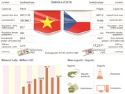 Vietnam-Czech Republic relations thrive