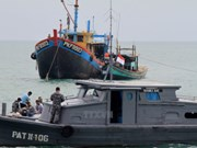 Regional nations debate convention on combating illegal fishing