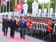 Prime Minister Nguyen Xuan Phuc pays official visit to Thailand